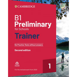 B1 Preliminary for Schools Trainer 1 without Answers
