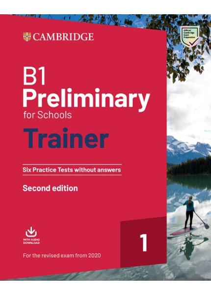 Cambridge Preliminary for Schools Trainer