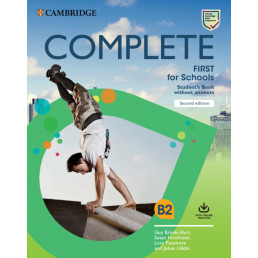 Підручник Complete First for Schools 2nd Edition Student's Book
