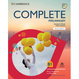Підручник Complete Preliminary 2nd Edition Student's Book