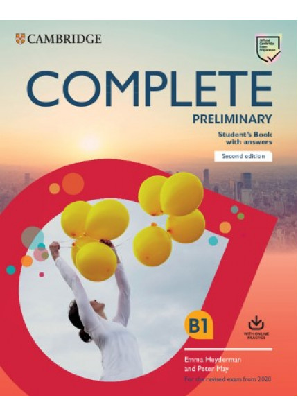 Complete Preliminary 2nd Edition Student's Pack