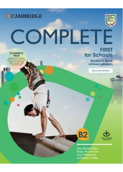 Complete First for Schools 2nd Edition Student's Pack