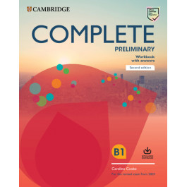 Зошит Complete Preliminary 2nd Edition Workbook