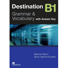 Підручник Destination B1 Student's Book with key