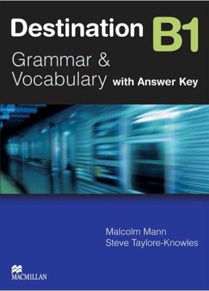 Destination Grammar and Vocabulary