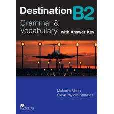 Підручник Destination B2 Student's Book with key