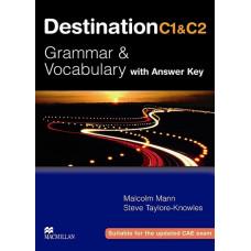 Підручник Destination C1 - C2 Student's Book with key