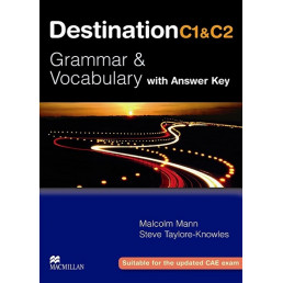 Підручник Destination C1 - C2 Student's Book with key