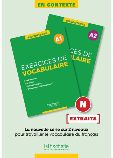 Exercices de Vocabulaire en Contexte