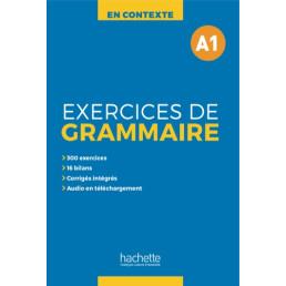 Посібник En Contexte Exercices de grammaire A1