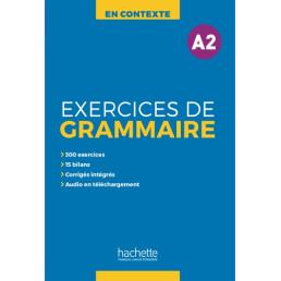 Посібник En Contexte Exercices de grammaire A2