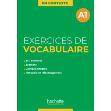 Посібник En Contexte Exercices de vocabulaire A1