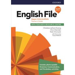 Книга вчителя English File 4th Edition Upper-Intermediate Teacher's Guide