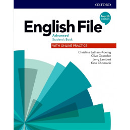 Підручник English File 4th Edition Advanced Student's Book
