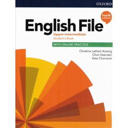 Підручник English File 4th Edition Upper-Intermediate Student's Book