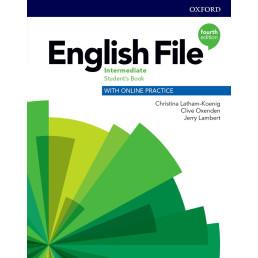 Підручник English File 4th Edition Intermediate Student's Book
