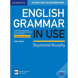 Книга English Grammar in Use 5th Edition Intermediate with answers and Interactive eBook