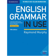 Книга English Grammar in Use 5th Edition Intermediate without answers