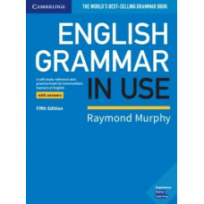 Книга English Grammar in Use 5th Edition Intermediate with answers
