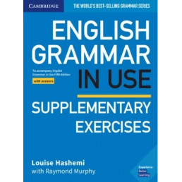 Книга English Grammar in Use 5th Edition Supplementary Exercises with answers