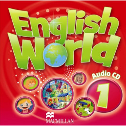 Аудио диск English World 1 Audio CD