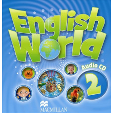 Аудио диск English World 2 Audio CD