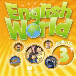 Аудио диск English World 3 Audio CD