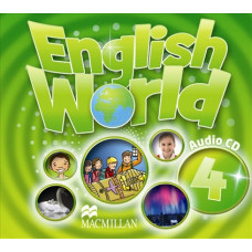 Аудио диск English World 4 Audio CD
