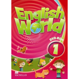 Диск English World 1 DVD-ROM