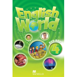 Диск English World 4 DVD-ROM