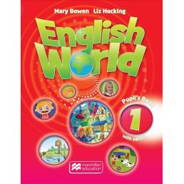 Підручник English World 1 Pupil's Book with eBook