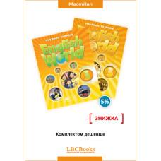 Комплект: Підручник і зошит English World 3 Pack