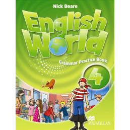 Граматика English World 4 Grammar Practice Book
