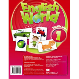 Картки English World 1 Flashcards