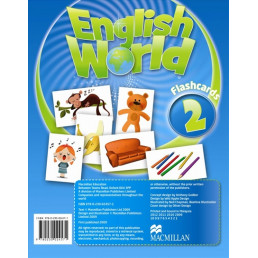 Картки English World 2 Flashcards