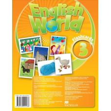 Картки English World 3 Flashcards