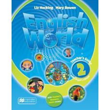 Книга вчителя English World 2 Teacher's Book with Pupil's eBook