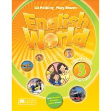 Книга вчителя English World 3 Teacher's Book with Pupil's eBook