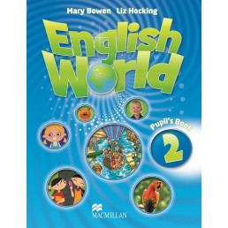 Підручник English World 2 Pupil's Book with eBook