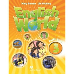 Підручник English World 3 Pupil's Book with eBook