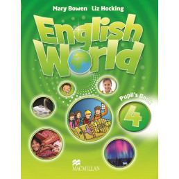 Підручник English World 4 Pupil's Book with eBook