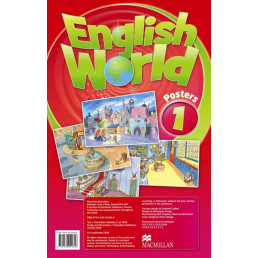 Плакати English World 1 Posters