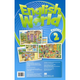 Плакати English World 2 Posters