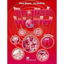 Зошит English World 1 Workbook