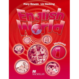Зошит English World 1 Workbook
