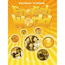 Зошит English World 3 Workbook