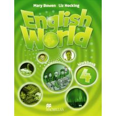 Зошит English World 4 Workbook