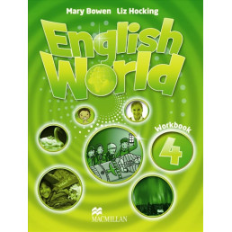 Зошит English World 4 Workbook