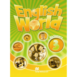 Словник English World 3 Dictionary