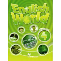Словник English World 4 Dictionary